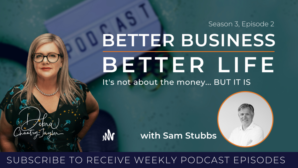 It's not about the money… But it is with Sam Stubbs – Season 3, Episode 2